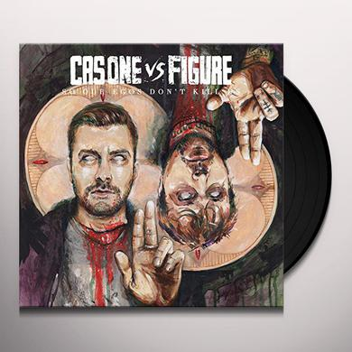 Cas One Vs Figure SO OUR EGOS DON'T KILL US Vinyl Record