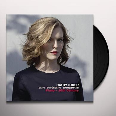 Berg / Schoenberg / Bernd Alois Zimmermann / Krier PIANO: 20TH CENTURY Vinyl Record
