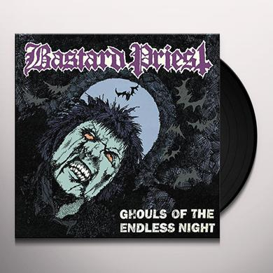 Bastard Priest GHOULS OF THE ENDLESS NIGHT Vinyl Record