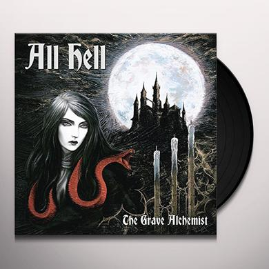 ALL HELL GRAVE ALCHEMIST Vinyl Record