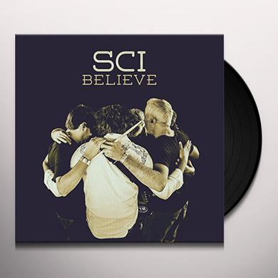 String Cheese Incident BELIEVE Vinyl Record