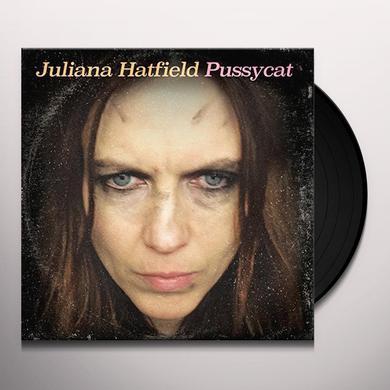 Juliana Hatfield PUSSYCAT Vinyl Record