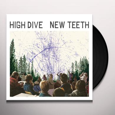 High Dive NEW TEETH Vinyl Record