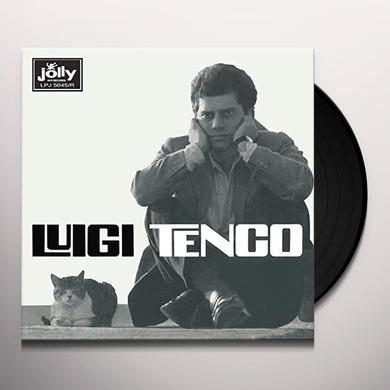 LUIGI TENCO (WHITE VINYL) Vinyl Record