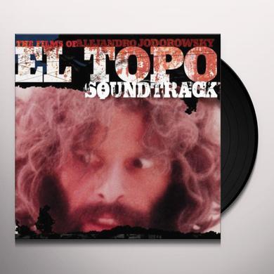 Alejandro Jodorowsky EL TOPO / O.S.T. Vinyl Record