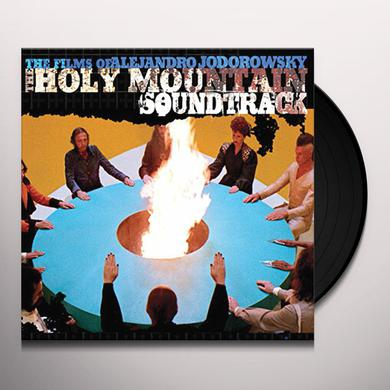 Alejandro Jodorowsky HOLY MOUNTAIN / O.S.T. Vinyl Record