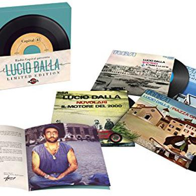 LUCIO DALLA: LIMITED EDITION Vinyl Record