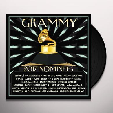 2017 GRAMMY NOMINEES / VARIOUS Vinyl Record