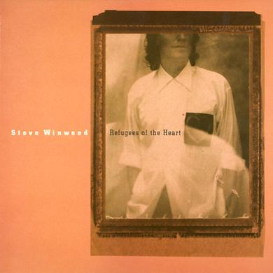Steve Winwood REFUGEES OF THE HEART Vinyl Record