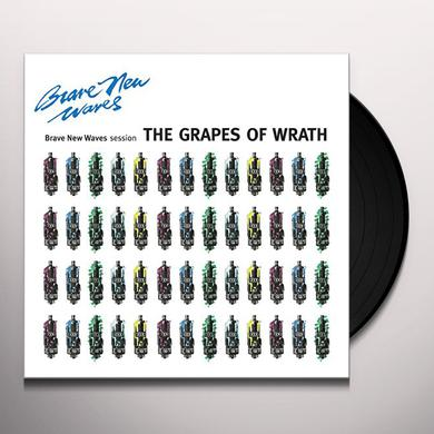 Grapes Of Wrath BRAVE NEW WAVES SESSION Vinyl Record