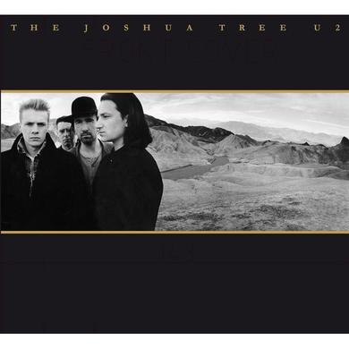 U2 JOSHUA TREE Vinyl Record