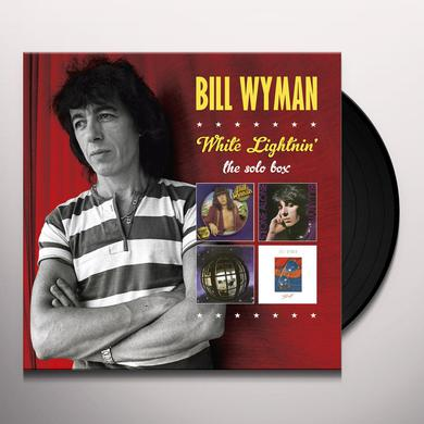 Bill Wyman WHITE LIGHTNIN: SOLO BOX Vinyl Record
