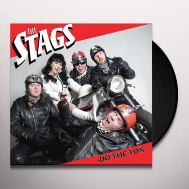 Stags DO THE TON Vinyl Record
