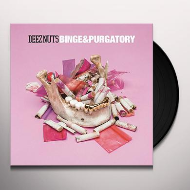 Deez Nuts BINGE & PURGATORY Vinyl Record