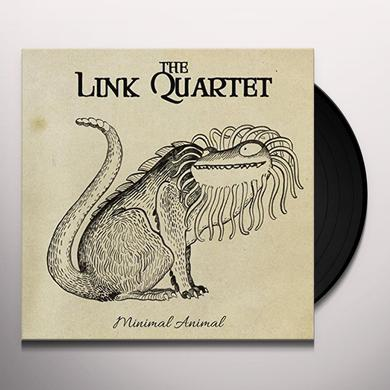 Link Quartet MINIMAL ANIMAL Vinyl Record