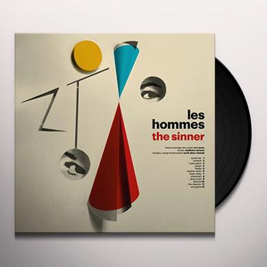 Les Hommes SINNER Vinyl Record