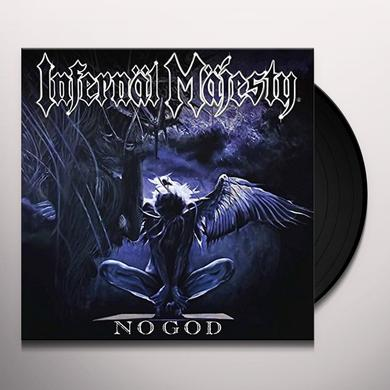 INFERNAL MAJESTY NO GOD Vinyl Record