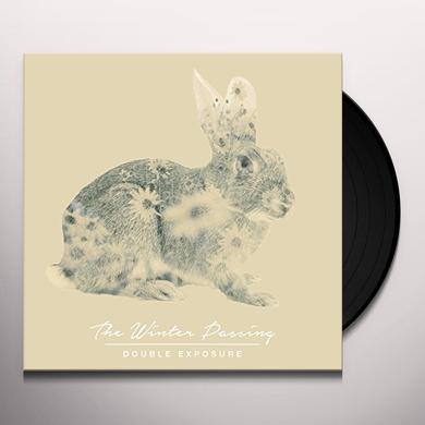 WINTER PASSING DOUBLE EXPOSURE Vinyl Record