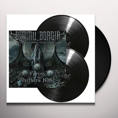 Dimmu Borgir FORCES OF THE NORTHERN NIGHT Vinyl Record