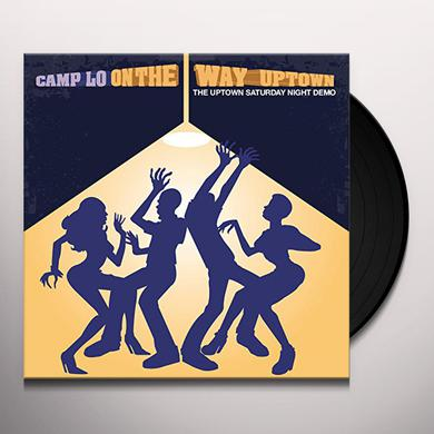 Camp Lo ON THE WAY UPTOWN Vinyl Record