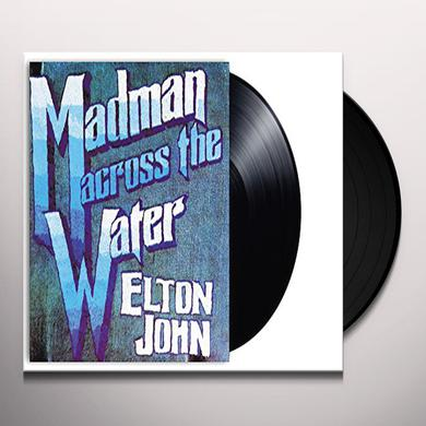 Elton John MADMAN ACROSS THE WATER Vinyl Record