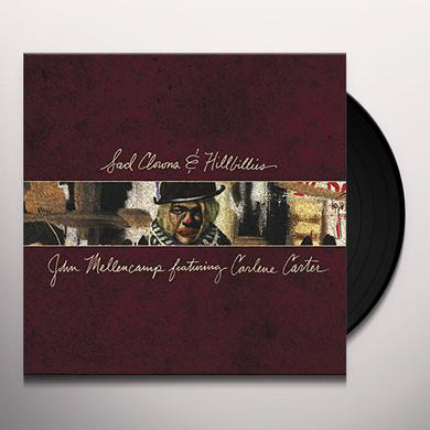 John Mellencamp SAD CLOWN & HILLBILLIES Vinyl Record
