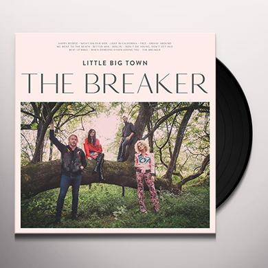 Little Big Town BREAKER Vinyl Record
