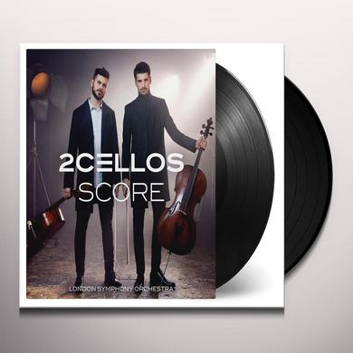 2CELLOS SCORE Vinyl Record