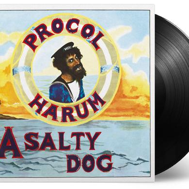 Procol Harum SALTY DOG Vinyl Record