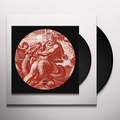 Luca Agnelli METAMORPHOSIS Vinyl Record