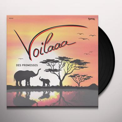 VOILAAA DES PROMESSES Vinyl Record