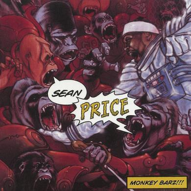 Sean Price MONKEY BARZ Vinyl Record