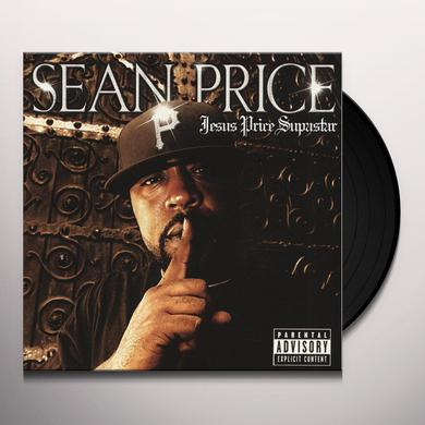 Sean Price JESUS PRICE SUPERSTAR Vinyl Record