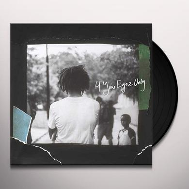 J. Cole 4 YOUR EYEZ ONLY Vinyl Record