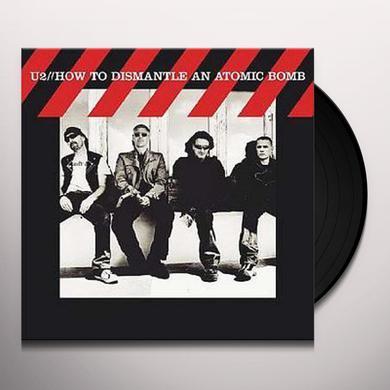 U2 HOW TO DISMANTLE AN ATOMIC BOMB Vinyl Record