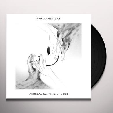 ANDREAS GEHM (1972-2016)  / Various ANDREAS GEHM (1972-2016) / VARIOUS Vinyl Record