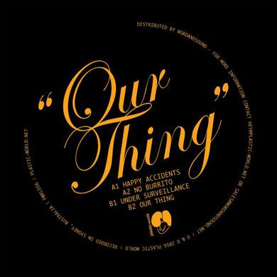 Posse OUR THING Vinyl Record