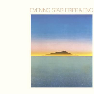 Fripp & Eno EVENING STAR Vinyl Record