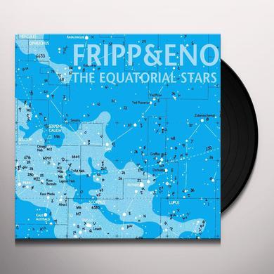 Robert Fripp / Brian Eno EQUATORIAL STARS Vinyl Record
