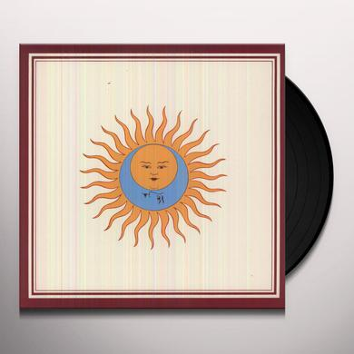 King Crimson LARKS TONGUES IN ASPIC Vinyl Record