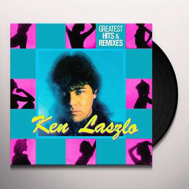 Ken Laszlo GREATEST HITS & REMIXES Vinyl Record