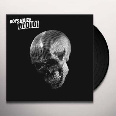 Boys Noize OI OI OI Vinyl Record