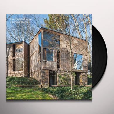 Drei Farben House FLUENCY FABRICS Vinyl Record