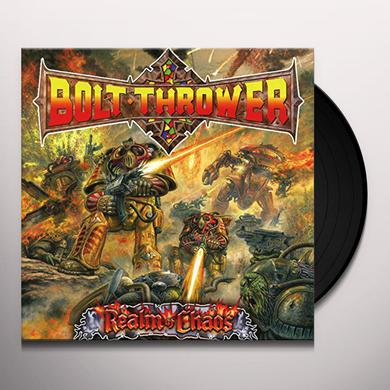 Bolt Thrower REALM OF CHAOS Vinyl Record