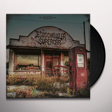 Jesus Chrusler Supercar 35 SUPERSONIC Vinyl Record