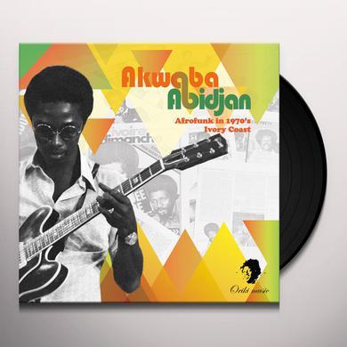 AKWABA ABIDJAN: AFROFUNK IN 1970'S IVORY / VARIOUS Vinyl Record