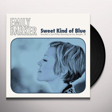 Emily Barker SWEET KIND OF BLUE Vinyl Record