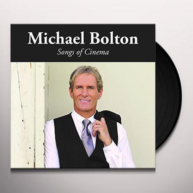 Michael Bolton SONGS OF CINEMA Vinyl Record