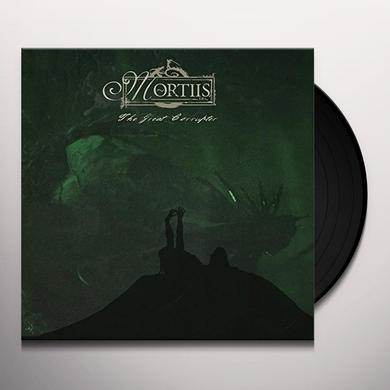 Mortiis GREAT CORRUPTER Vinyl Record