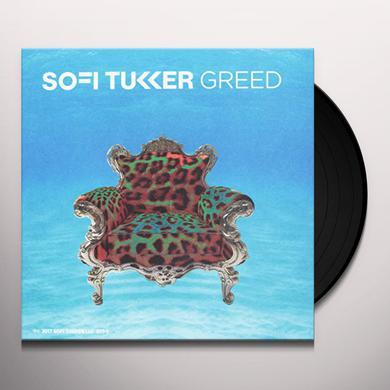 Sofi Tukker JOHNY / GREED Vinyl Record